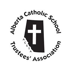 Logo - ACSTA - Alberta Catholic School Trustees' Association