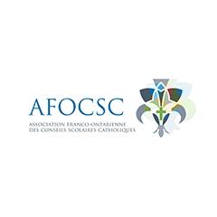 Logo - AFOCSC - L'Association franco-ontarienne des conseils scolaires catholiques