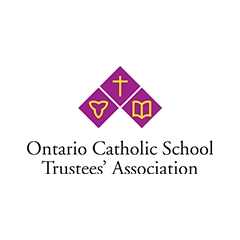 Logo - OCSTA Ontario Catholic School Trustees' Association