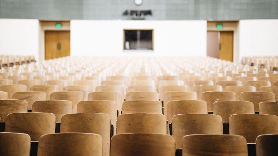 photo - auditorium